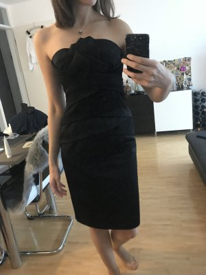 Coast | Schwarzes Cocktail Kleid | Klassisch