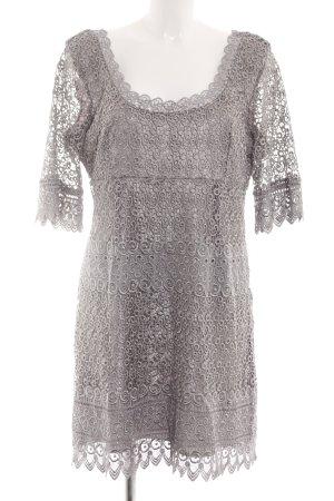 Coast Lace Dress light grey business style