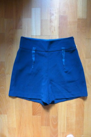 Coast Weber Ahaus Highwaist Shorts petrol blau Gr.36 TOP 30s 40s 50s