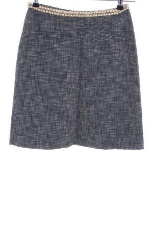 Coast Weber & Ahaus Miniskirt light grey flecked business style