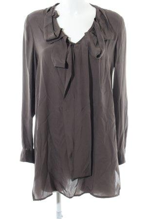 Coast Weber & Ahaus Tie-neck Blouse brown casual look