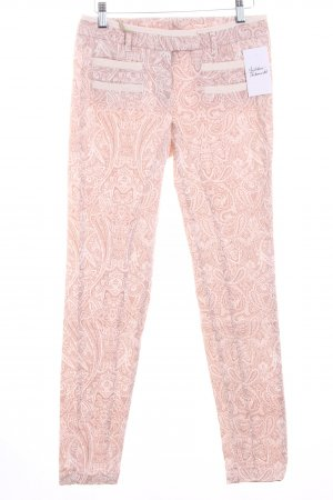 Coast Weber & Ahaus Stretchhose Paisleymuster Casual-Look