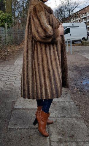 coat Golden Russian SablePastell nerzmantel