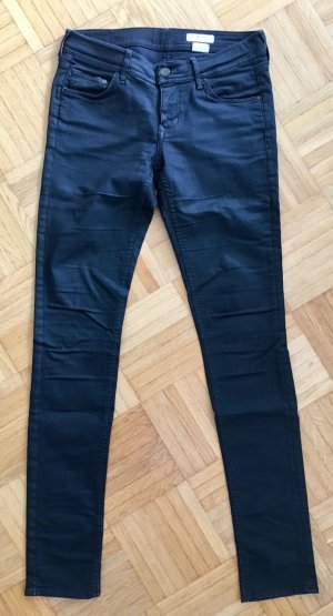 coated Denim von H&M