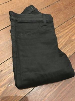 Coated JBrand Jeans beschichtete Jeans in Lederoptik von J Brand in Schwarz