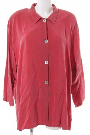 Cobra Shirt Blouse bright red casual look