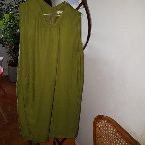 Tunic Dress olive green-green