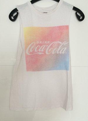 Coca Cola Sommeroberteil
