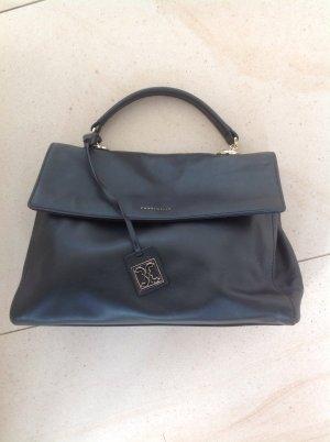 Coccinelle Frame Bag black leather