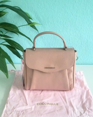 Coccinelle Andromeda Handle Bag Pivoine