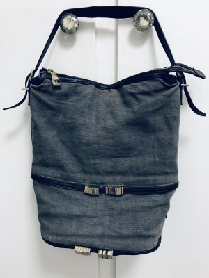Coccinelle Pouch Bag grey