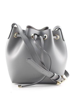 "Coccinelle Borsellino ""Borsa Pelle Calf Minibag Asphalt "" grigio"