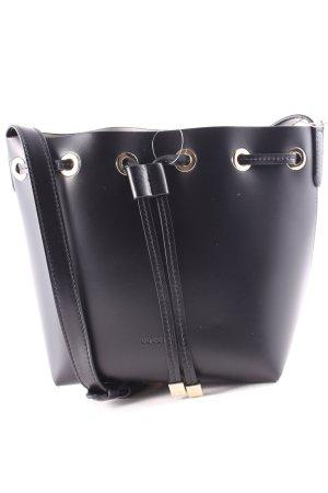 """Coccinelle Bolso tipo marsupio """"Borsa Pelle Calf Minibag Nero"""" negro"""