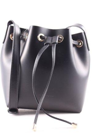 """Coccinelle Borsellino """"Borsa Pelle Calf Minibag Nero """" nero"""
