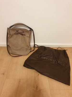 Coccinelle Pouch Bag taupe-grey brown