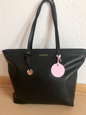 Coccinelle Clementine Shopper schwarz neu