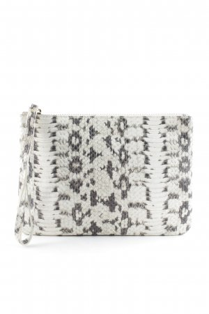 Coccinelle Clutch Animalmuster Reptil-Optik