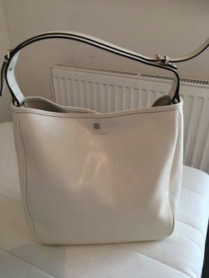 Coccinelle Frame Bag cream