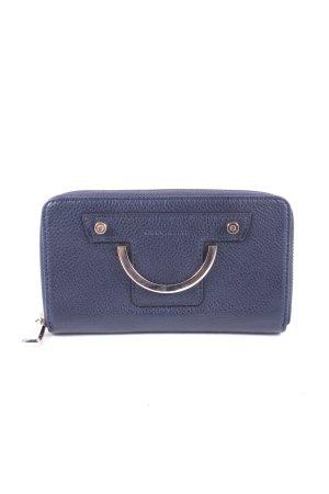Coccinelle Geldbörse dunkelblau schlichter Stil