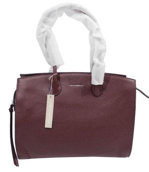 Coccinelle Handbag bordeaux leather