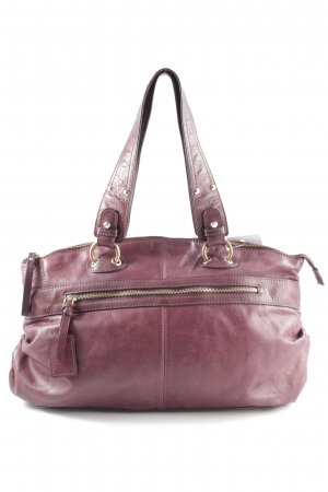Coccinelle Handtasche rot Casual-Look