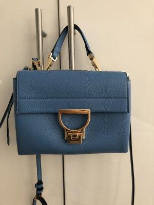 """Coccinelle Handtasche """"Arlettis, blau, NEU"""