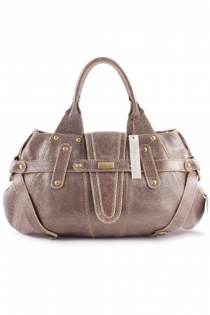 Coccinelle Handbag brown-gold-colored casual look