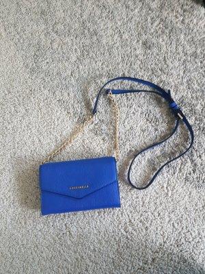 Coccinelle Handtasche / Clutsch blau