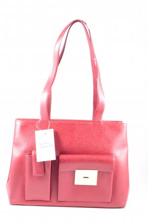 Coccinelle Handtasche dunkelrot Eleganz-Look