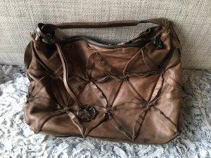 Coccinelle Handtasche in einem schönen herbstlichen Braun