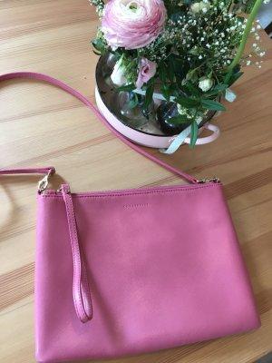 Coccinelle Handtasche in rose- pink , perfekt für den Sommer