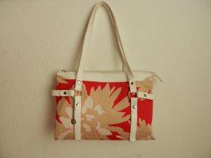 Coccinelle Handtasche mit Blumenmuster