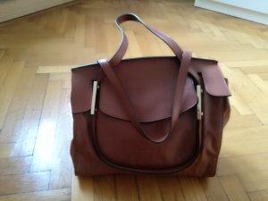 Coccinelle Handbag multicolored leather