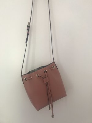 Coccinelle Pouch Bag rose-gold-coloured