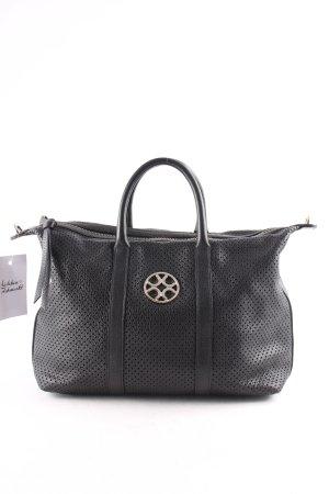 Coccinelle Handtasche schwarz schlichter Stil