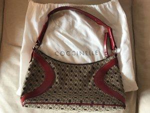 Coccinelle Handtasche Trapezförmig