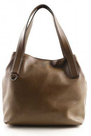 Coccinelle Carry Bag light brown business style