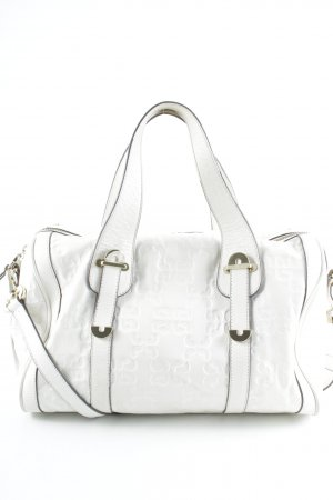 Coccinelle Carry Bag white street-fashion look