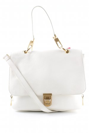 Coccinelle Carry Bag natural white elegant