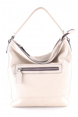 Coccinelle Sac hobo beige clair style simple