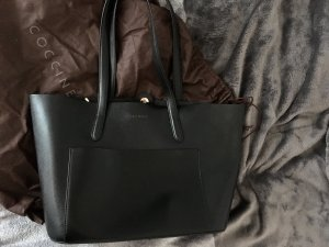 Coccinelle Kim Shopping Bag Pelle Nero