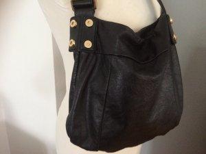 Coccinelle Leder Tasche schwarz Größe M