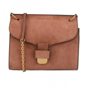Coccinelle Crossbody bag gold-colored-light brown