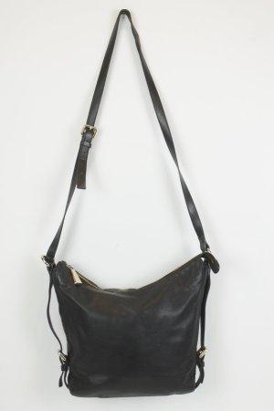 Coccinelle Ledertasche Tasche schwarz Leder