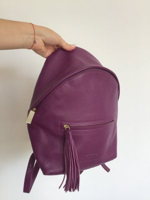 Coccinelle Backpack purple