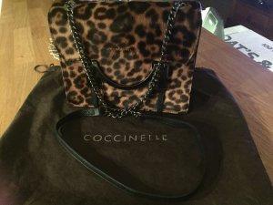 Coccinelle Leopard Tasche