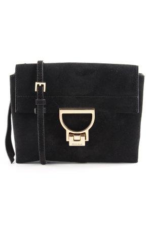Coccinelle Mini sac noir élégant