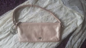 Coccinelle nude Tasche Clutch* Leder