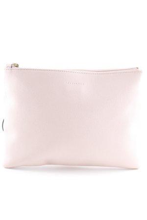 Coccinelle Bolso tipo pochette rosa elegante