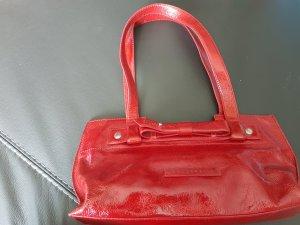 Coccinelle Rote Handtasche